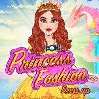 Princess Fashion Dressup