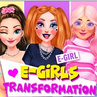 E-Girls Transformation