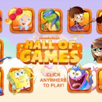 Spongebob Squarepants Mick Hall Of Games Ipdate 2