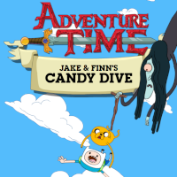 Jake And Finn S C andy Dive