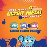 GumBall Table Tennis Ultra Mega Tournament
