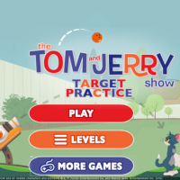 Tom and Jerry Target Practice