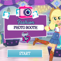 Fashion Photo Booth