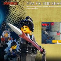 Nya VS. The Shark Army