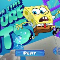 Spongebob Super, Easy, Fun Time Adventure Pants