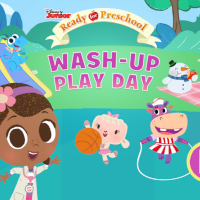 Wash-Up Play Day