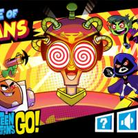 Teen Titans Go Rescue of Titans