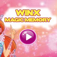 Winx Magic Memory